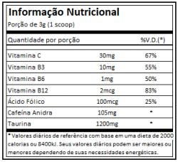 C4 ORIGINAL 30 PORÇÕES - CELLUCOR