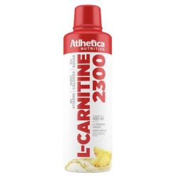 L-CARNITINA 2300 (480ML)  ATLHETICA