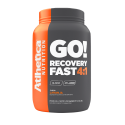 Recovery Fast 4:1 Atlhetica - 1,050kg