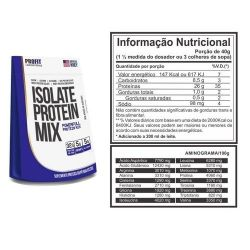 Isolate Protein Mix 1,8kg - Profit